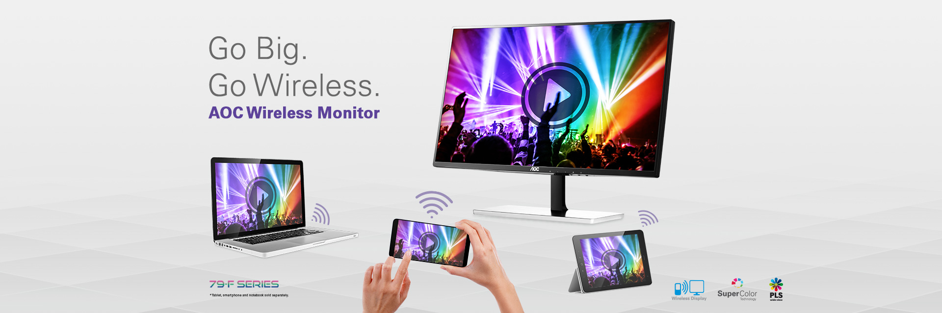 Aoc Monitor The Worldwide Leader In Display Manufacturing Global Wireless Network Diagram Home Entertainment Europe